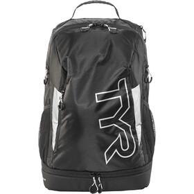 TYR Triathlon Plecak, black/silver
